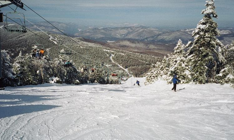 Killington Ski Resort Vermont
