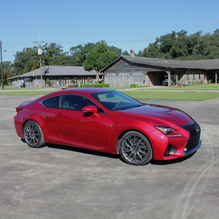 Lexus Sport: Lexus 2015 RC F And RC 350 F Sport Review