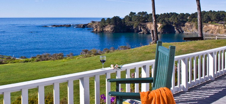 Little River Inn - Mendocino