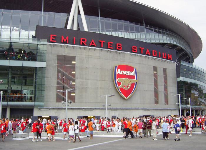 emirates stadium london