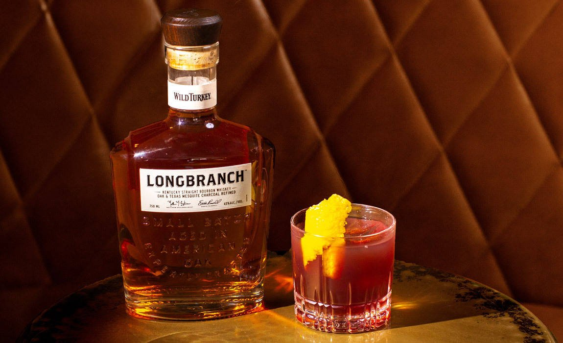 Longbranch Bourbon Cocktail Recipes