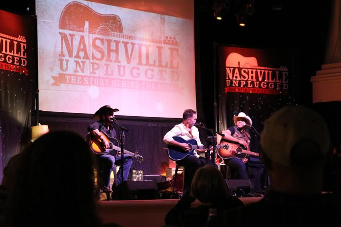 nashville unplugged