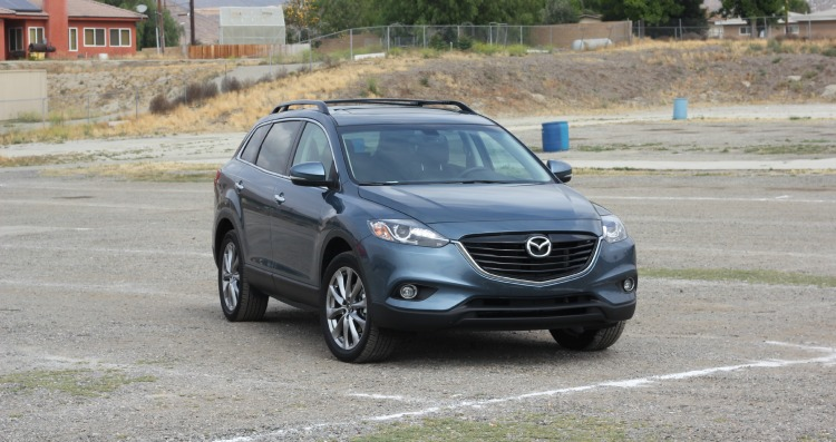 2015 mazda cx 9 road trip review. Black Bedroom Furniture Sets. Home Design Ideas