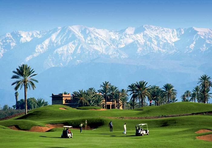 golf in morocco including the golf amelkis marrakech course