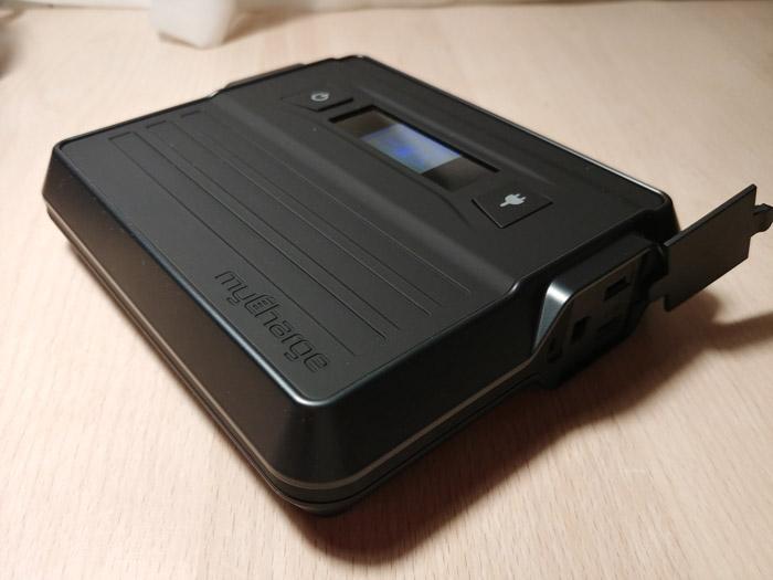 mycharge portable powerbank ac plug