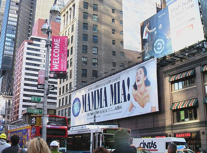 broadway play in new york city