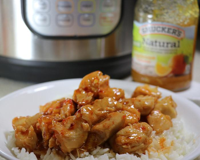 smuckers natural orange marmalade orange chicken recipe