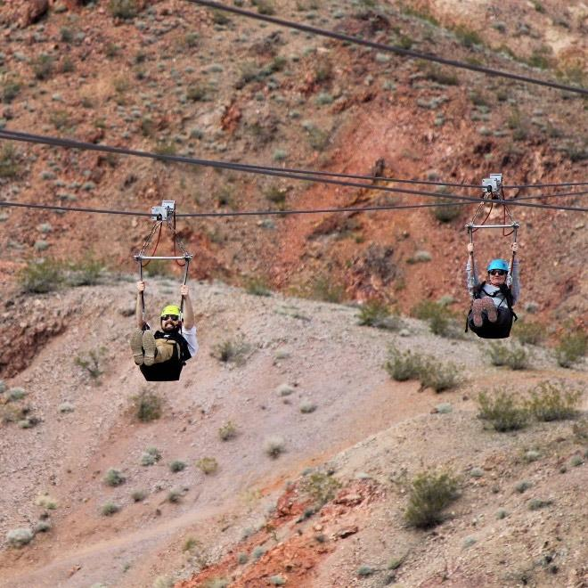 flightlinez las vegas zipline adventure off strip