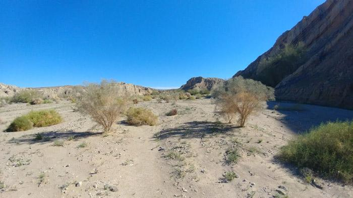 box canyon coachella valley california