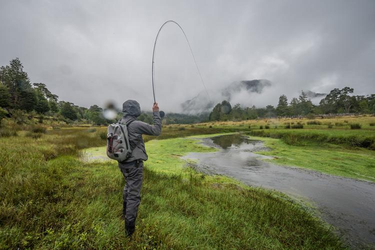 fly fishing in chilean patagonia