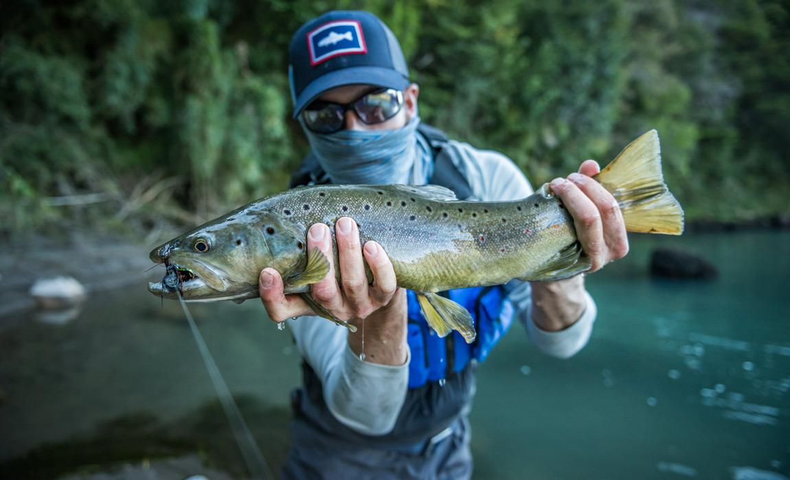 Backcountry Fly Fishing in Chilean Patagonia