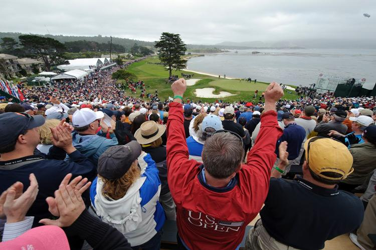 us open at pebble beach california