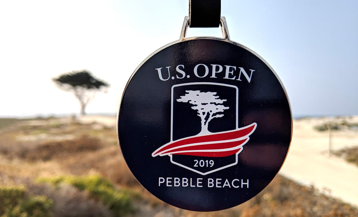 US Open at Pebble Beach in 2019