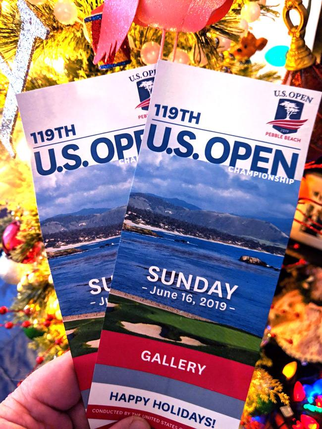 us open tickets gallery ticket to us open at pebble beach california