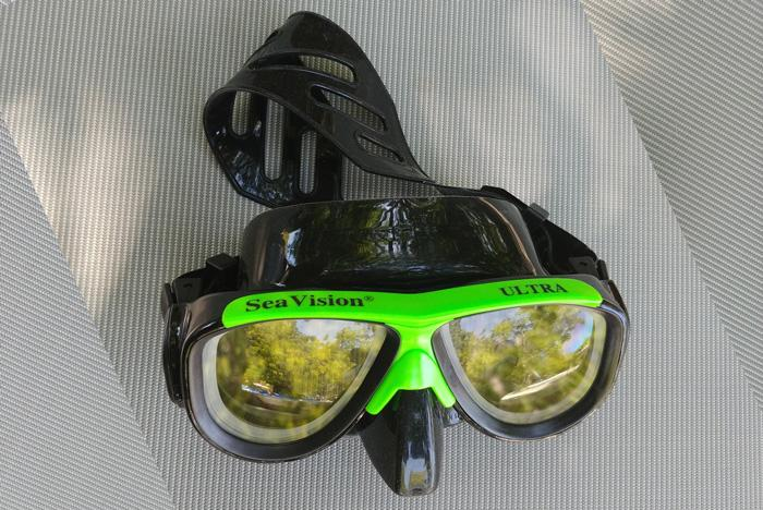 sea vision ultra dive mask