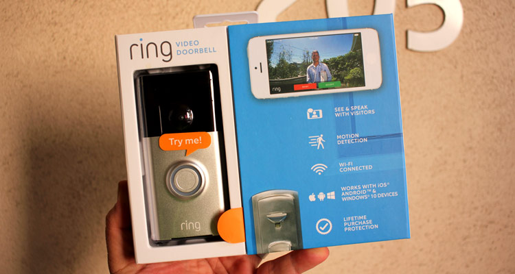 Ring Video Doorbell Review : buy doorbell - pezcame.com