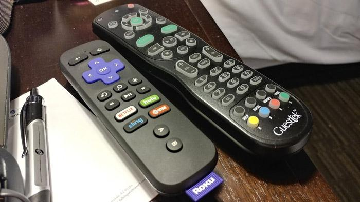 roku player ultra with hotel aux inputs