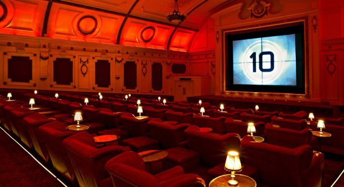 Electric Cinema - Alternative Cinema Theater in London