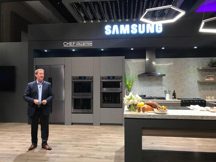 samsung chef collection kitchen