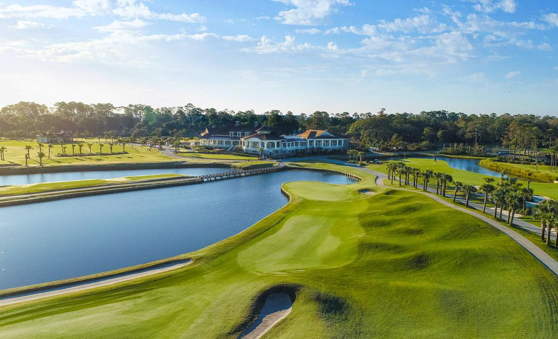 Sea Pines Resort is one of the top places for golf in Hilton Head Island Georgia.