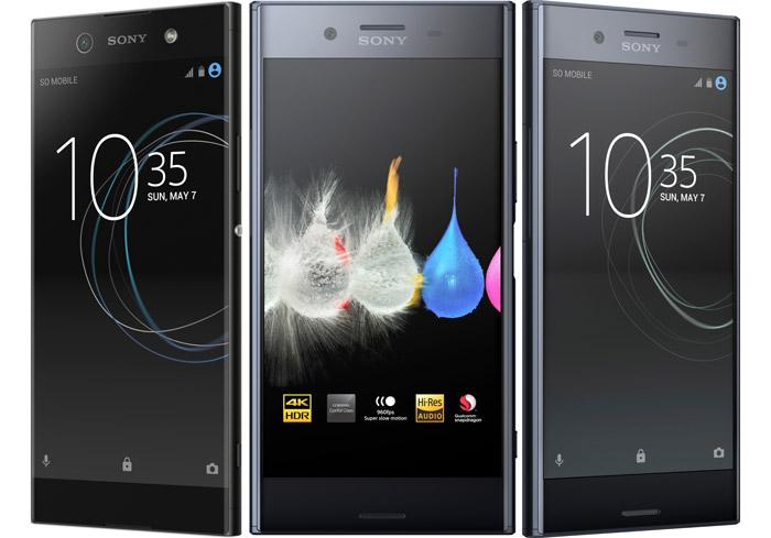 xperia pro phones from sony