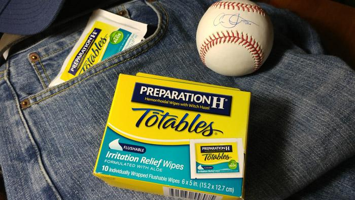 preparation h totables