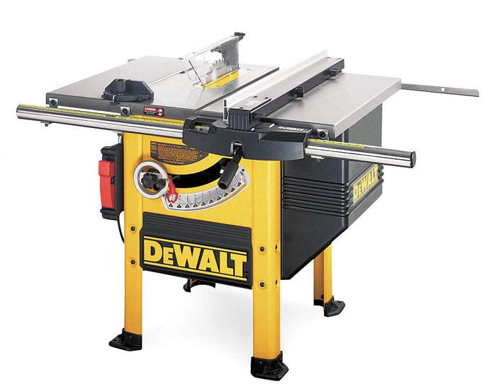 hybrid dewalt table saw