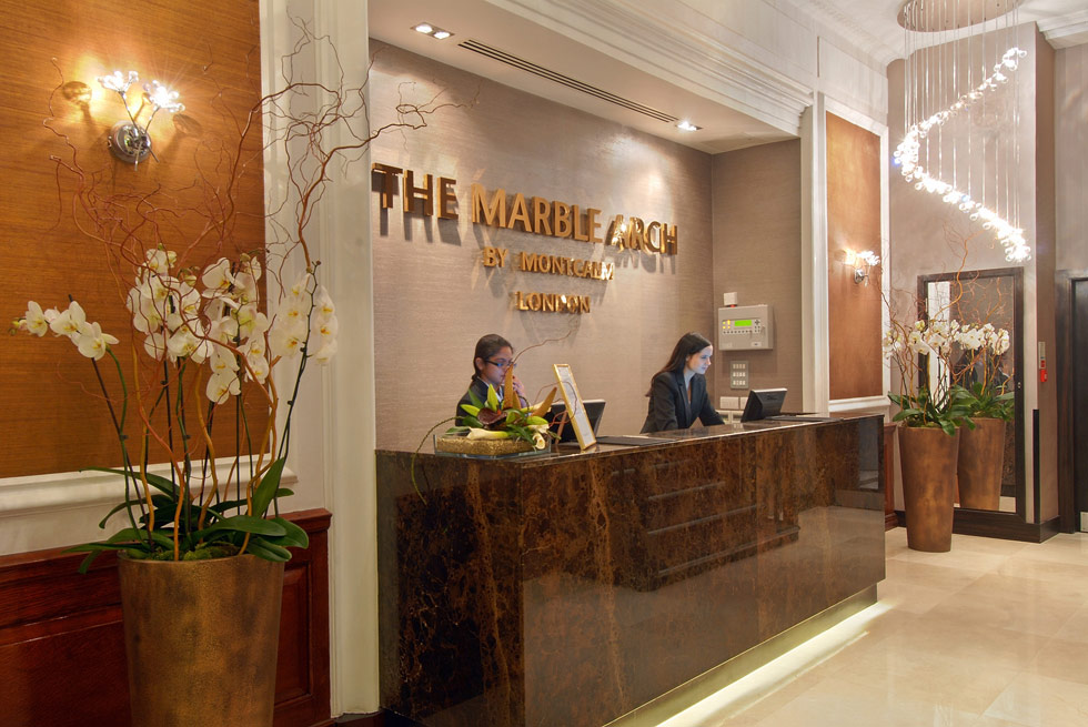Marriott Hotel Near Oxford Street London