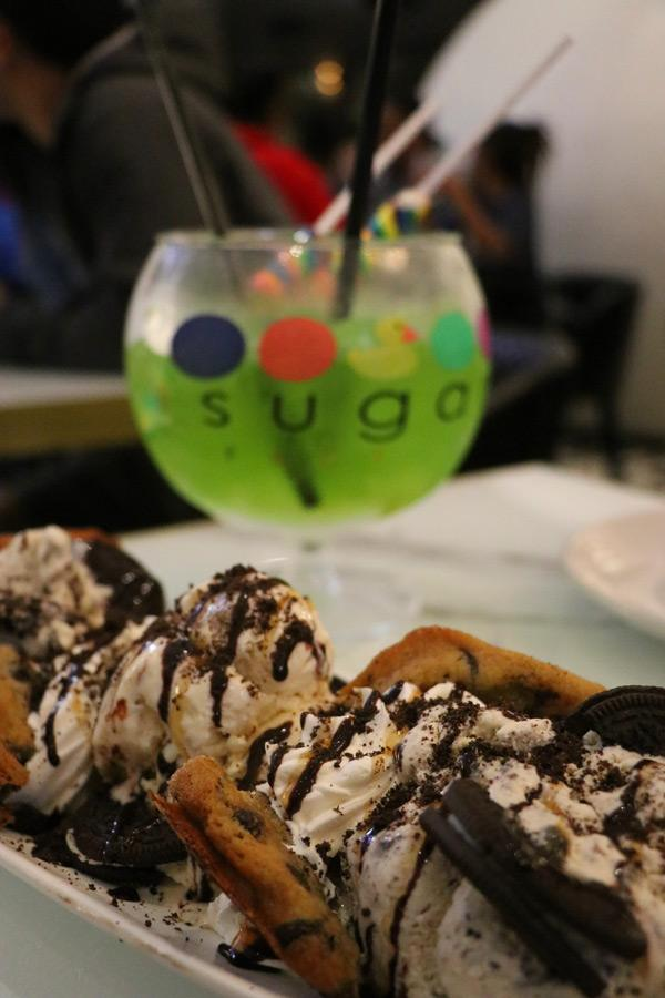 Theatre Box And Sugar Factory San Diego Is One Sweet