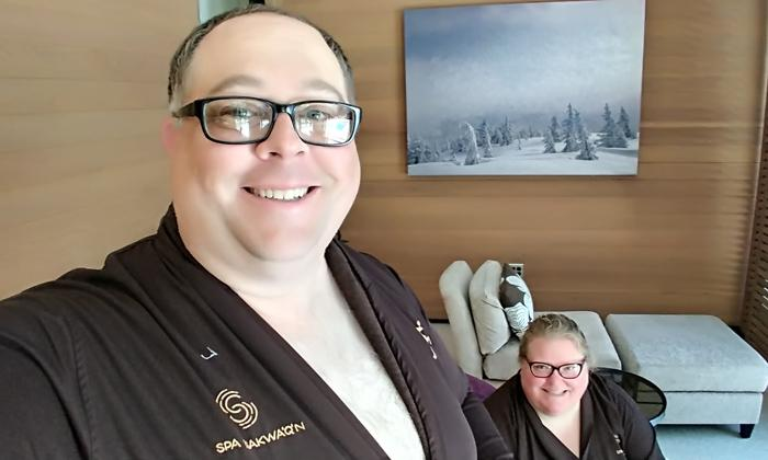 spa at couer dalene casino resort