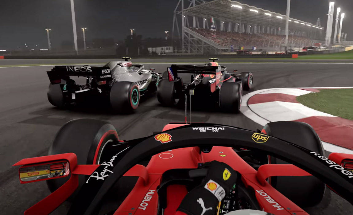 our top PC racing games, including F1 2020