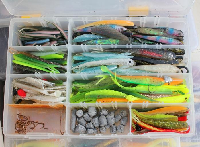 best lures for trout fishing