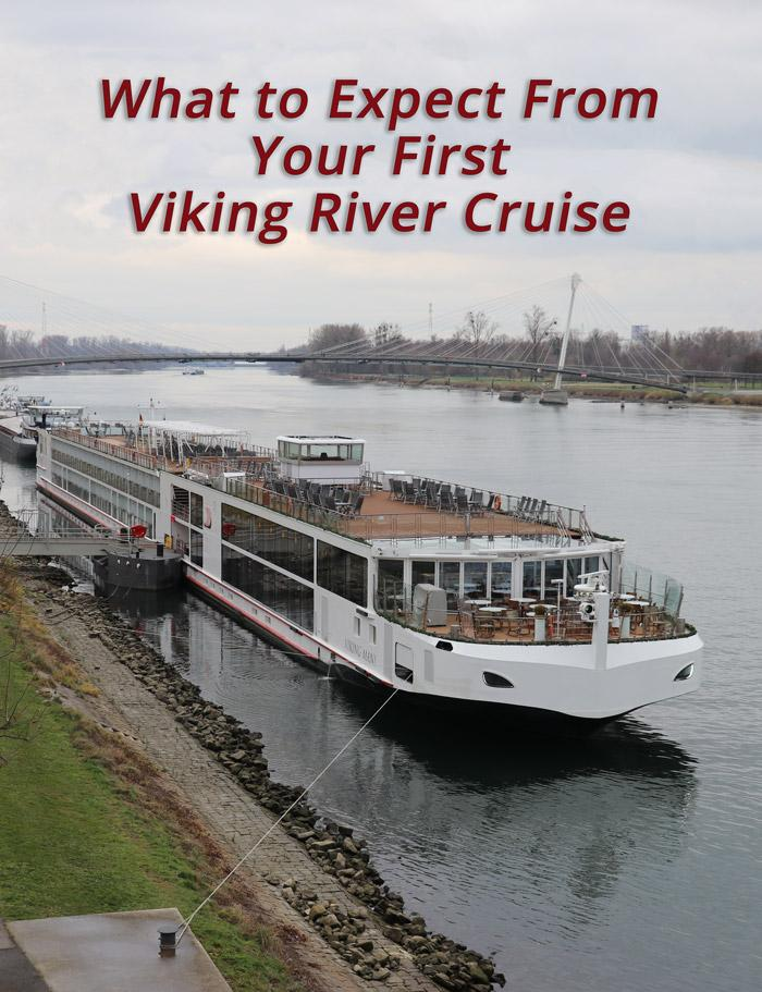 what to expect from your first viking river cruise