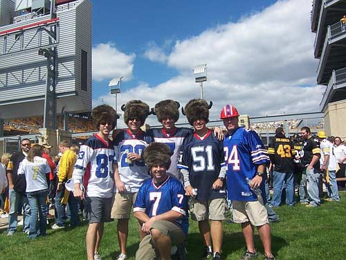 Wandering Herd - Buffalo Bills Mancation