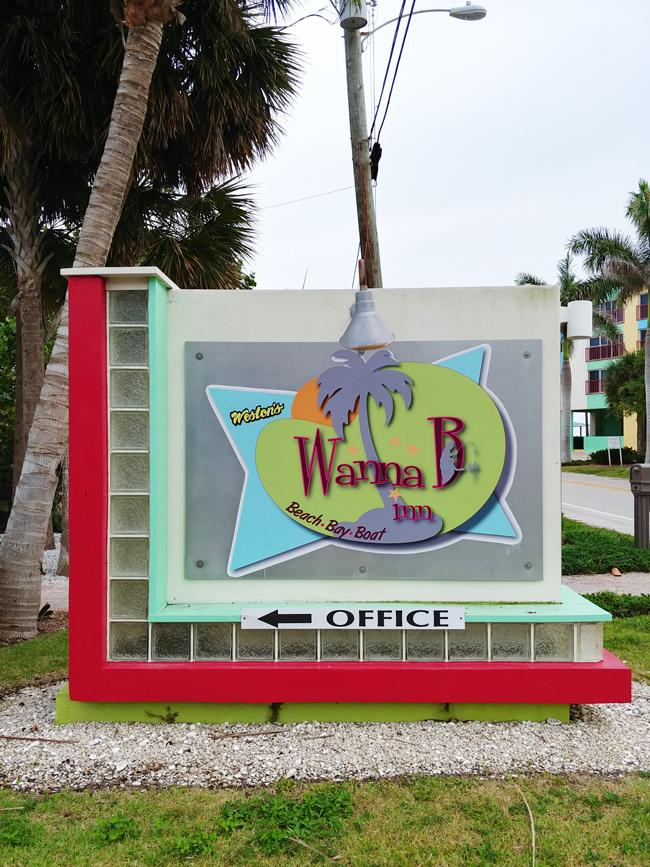 wannab inn sign