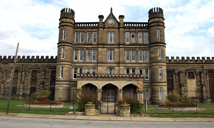 Moundsville West Virginia State Penitentiary