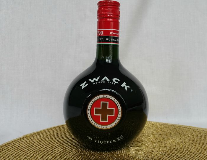 zwack full bottle
