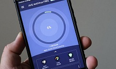 AVG antivirus android security app