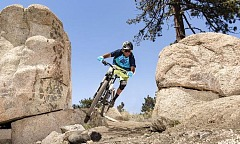 Cross Country Mountain Biking at Big Bear