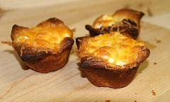 Cheesey Sausage Cups