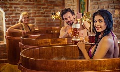 Stag Party Locations in Europe - Prague Beer Spa