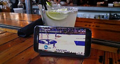 March Madness Margaritas with Galaxy S7 from AT&T