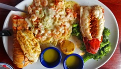 Lobsterfest at Red Lobster - Lobster Lovers Dream