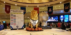 MGM Grand PAC 12 Championship Host Arena