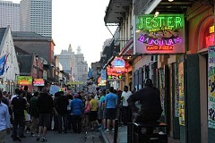 Guys Weekend Guide to Having fun in New Orleans from @ManTripping