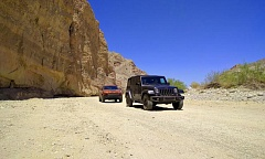Packing Tips for a Day Exploring Off Road in the Desert
