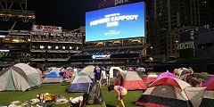 Padres Member Campout