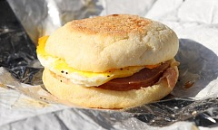 PJ Fresh Breakfast Sandwiches