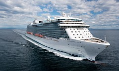 Regal Princess is the first Princess Cruise Ship to Support Ocean Medallion