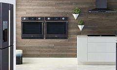 Samsung Kitchen Chef Collection Appliances